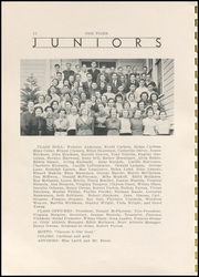 Page 14, 1937 Edition, Clatskanie High School - Tiger Yearbook (Clatskanie, OR) online yearbook collection