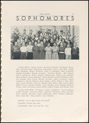 Page 15, 1937 Edition, Clatskanie High School - Tiger Yearbook (Clatskanie, OR) online yearbook collection