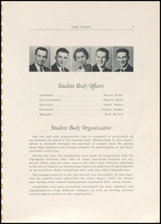 Page 7, 1937 Edition, Clatskanie High School - Tiger Yearbook (Clatskanie, OR) online yearbook collection