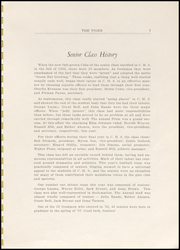 Page 9, 1937 Edition, Clatskanie High School - Tiger Yearbook (Clatskanie, OR) online yearbook collection