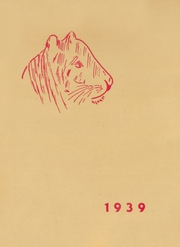 1939 Edition, Clatskanie High School - Tiger Yearbook (Clatskanie, OR)