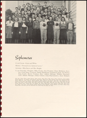 Page 17, 1939 Edition, Clatskanie High School - Tiger Yearbook (Clatskanie, OR) online yearbook collection