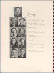 Page 8, 1939 Edition, Clatskanie High School - Tiger Yearbook (Clatskanie, OR) online yearbook collection