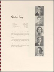 Page 9, 1939 Edition, Clatskanie High School - Tiger Yearbook (Clatskanie, OR) online yearbook collection