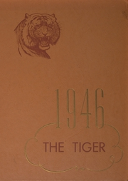 1946 Edition, Clatskanie High School - Tiger Yearbook (Clatskanie, OR)