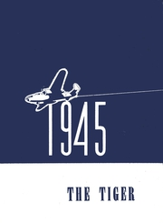 1945 Edition, Bandon High School - Tiger Yearbook (Bandon, OR)