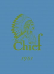 1951 Edition, Banks High School - Chief Yearbook (Banks, OR)