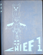 1971 Edition, Banks High School - Chief Yearbook (Banks, OR)