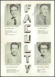 Page 16, 1955 Edition, Vale Union High School - Viking Yearbook (Vale, OR) online yearbook collection