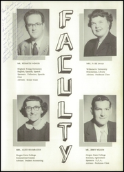 Page 17, 1955 Edition, Vale Union High School - Viking Yearbook (Vale, OR) online yearbook collection
