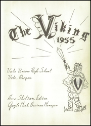 Page 7, 1955 Edition, Vale Union High School - Viking Yearbook (Vale, OR) online yearbook collection