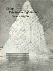 Page 7, 1977 Edition, Vale Union High School - Viking Yearbook (Vale, OR) online yearbook collection