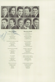 Page 11, 1936 Edition, Jefferson High School - Lions Roar Yearbook (Jefferson, OR) online yearbook collection