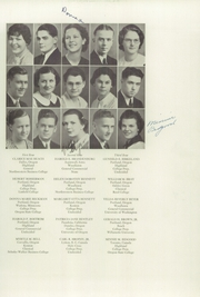 Page 13, 1936 Edition, Jefferson High School - Lions Roar Yearbook (Jefferson, OR) online yearbook collection