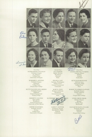 Page 16, 1936 Edition, Jefferson High School - Lions Roar Yearbook (Jefferson, OR) online yearbook collection