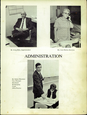 Page 9, 1970 Edition, Jefferson High School - Lions Roar Yearbook (Jefferson, OR) online yearbook collection
