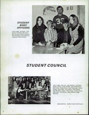 Page 8, 1972 Edition, Jefferson High School - Lions Roar Yearbook (Jefferson, OR) online yearbook collection