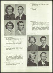 Page 16, 1955 Edition, Oakridge High School - Warrior Yearbook (Oakridge, OR) online yearbook collection