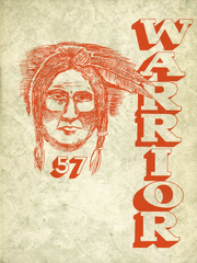 Page 1, 1957 Edition, Oakridge High School - Warrior Yearbook (Oakridge, OR) online yearbook collection
