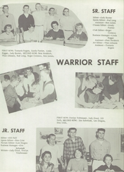Page 11, 1957 Edition, Oakridge High School - Warrior Yearbook (Oakridge, OR) online yearbook collection