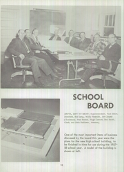 Page 16, 1957 Edition, Oakridge High School - Warrior Yearbook (Oakridge, OR) online yearbook collection