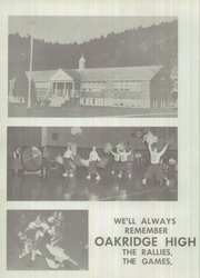 Page 8, 1957 Edition, Oakridge High School - Warrior Yearbook (Oakridge, OR) online yearbook collection