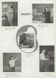 Page 10, 1959 Edition, Oakridge High School - Warrior Yearbook (Oakridge, OR) online yearbook collection