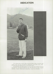 Page 8, 1959 Edition, Oakridge High School - Warrior Yearbook (Oakridge, OR) online yearbook collection