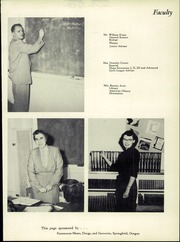 Page 11, 1953 Edition, Creswell High School - Crescent Yearbook (Creswell, OR) online yearbook collection