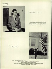 Page 12, 1953 Edition, Creswell High School - Crescent Yearbook (Creswell, OR) online yearbook collection
