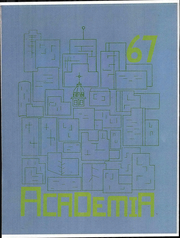 1967 Edition, St Marys Academy - Academia Yearbook (Portland, OR)