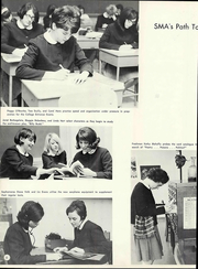 Page 10, 1967 Edition, St Marys Academy - Academia Yearbook (Portland, OR) online yearbook collection