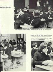 Page 11, 1967 Edition, St Marys Academy - Academia Yearbook (Portland, OR) online yearbook collection
