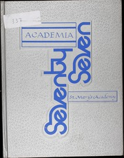 1977 Edition, St Marys Academy - Academia Yearbook (Portland, OR)