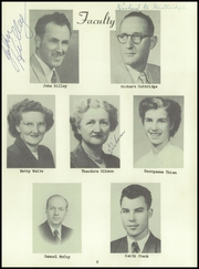 Page 15, 1953 Edition, Warrenton High School - Warrior Yearbook (Warrenton, OR) online yearbook collection