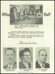 Page 17, 1953 Edition, Warrenton High School - Warrior Yearbook (Warrenton, OR) online yearbook collection