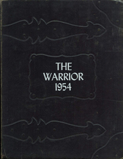 Page 1, 1954 Edition, Warrenton High School - Warrior Yearbook (Warrenton, OR) online yearbook collection