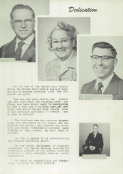 Page 9, 1955 Edition, Warrenton High School - Warrior Yearbook (Warrenton, OR) online yearbook collection