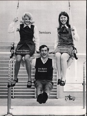 Page 138, 1969 Edition, Jackson High School - Hermitage Yearbook (Portland, OR) online yearbook collection