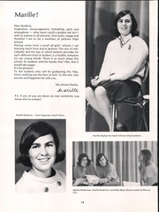 Page 18, 1969 Edition, Jackson High School - Hermitage Yearbook (Portland, OR) online yearbook collection