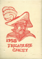 Page 1, 1958 Edition, Dayton High School - Treasure Chest Yearbook (Dayton, OR) online yearbook collection