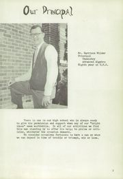 Page 11, 1958 Edition, Dayton High School - Treasure Chest Yearbook (Dayton, OR) online yearbook collection