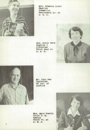 Page 12, 1958 Edition, Dayton High School - Treasure Chest Yearbook (Dayton, OR) online yearbook collection