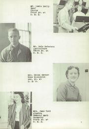 Page 13, 1958 Edition, Dayton High School - Treasure Chest Yearbook (Dayton, OR) online yearbook collection