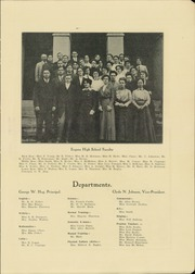 Page 11, 1913 Edition, Eugene High School - Eugenean Yearbook (Eugene, OR) online yearbook collection