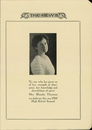 Page 7, 1913 Edition, Eugene High School - Eugenean Yearbook (Eugene, OR) online yearbook collection