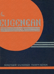 Eugene High School - Eugenean Yearbook (Eugene, OR) online yearbook collection, 1937 Edition, Page 1