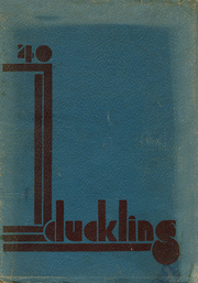 Eugene High School - Eugenean Yearbook (Eugene, OR) online yearbook collection, 1940 Edition, Page 1