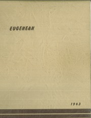 1943 Edition, Eugene High School - Eugenean Yearbook (Eugene, OR)