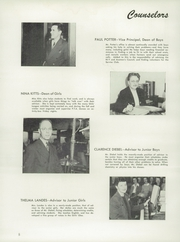 Page 12, 1946 Edition, Eugene High School - Eugenean Yearbook (Eugene, OR) online yearbook collection